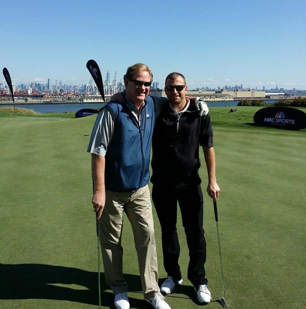 Dave And Ed Schultz