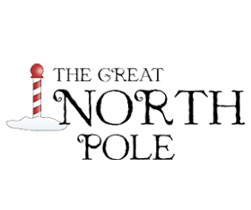 The Great North Pole Logo