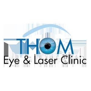 Thom Eye & Laser Clinic Logo