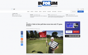 Hole in One Show Blog Featured Image