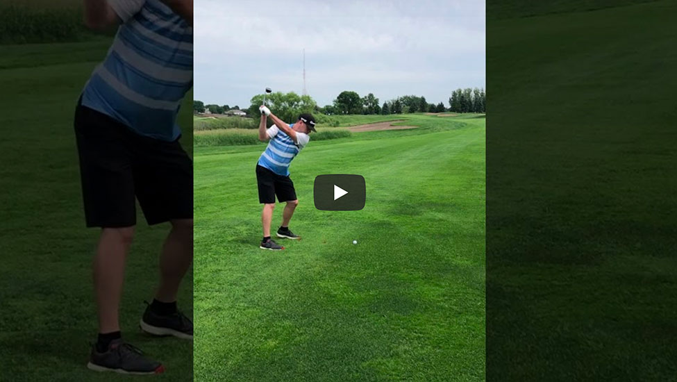 Best Swing of the Day Behind The Scenes Video Featured Image