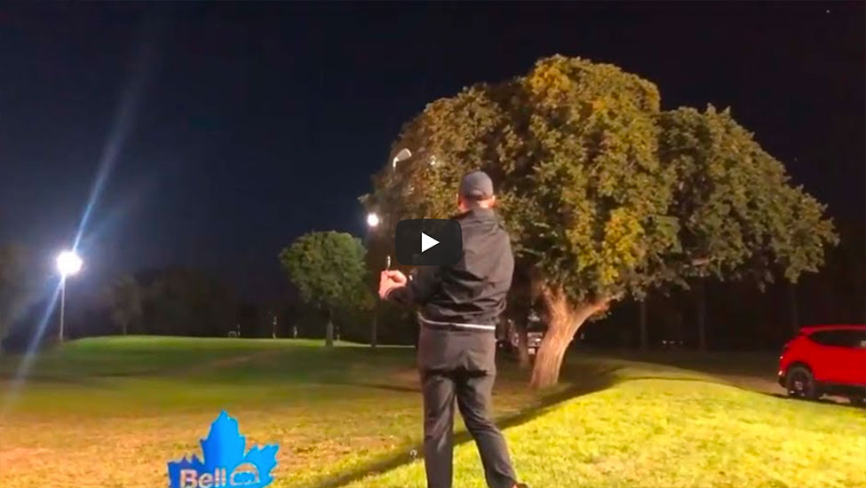 Dave Schultz Swing Night Lights Behind The Scenes Video Featured Image
