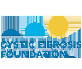 Cystic Fibrosis Foundation Chairty Logo