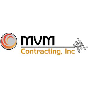 MVM Contracting Logo