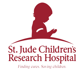 St Judes Children's Research Hospital Charity Logo
