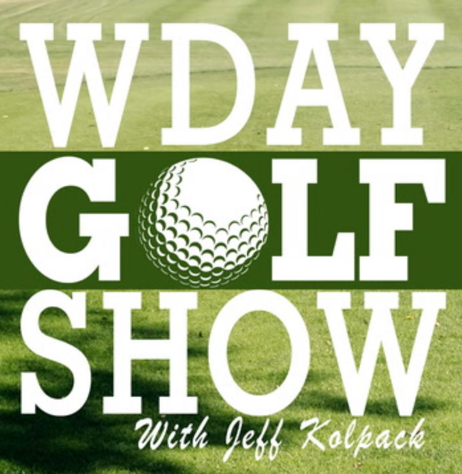 WDAY Golf Show Logo